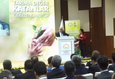 Bakan Fakıbaba'dan Veda Konuşması