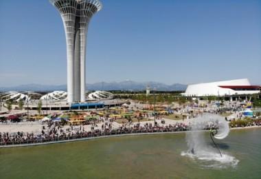 Expo Antalya Yaz Konserleri Başladı