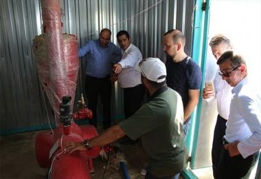 Çiftçinin Enerji ve Su Maliyetlerini Hafifletecek Proje Hayata Geçiyor