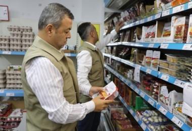 Antalya'da 6 Binden Fazla Gıda İşletmeleri Denetlendi