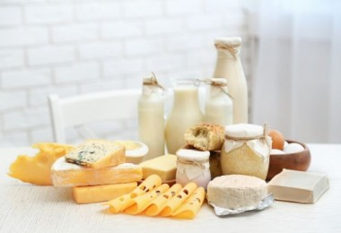 Süt, Peynir ve Yoğurt Üretimi Düştü
