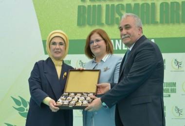 Erdoğan: Sertifikalı Tohumluk Üretimi, 15 Yılda 7 Kat Arttı