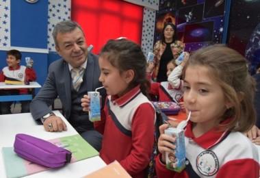100 Bin Öğrenciye Gıda Güvenliği Eğitimi Verildi