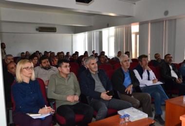 Isıl İşlem Operatörlerine Yönelik Eğitim Toplantısı Yapıldı
