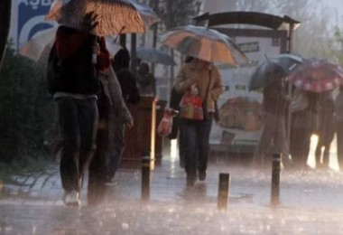 Meteoroloji'den son dakika kuvvetli yağış uyarısı!