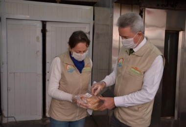 Denizli'de Gıdada Korona Denetimleri Devam Ediyor