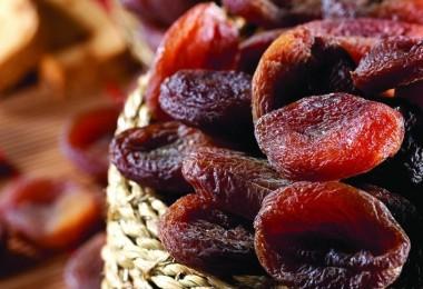 Ege'de Kuru Meyve İhracatı Yüzde 21 Yükseldi
