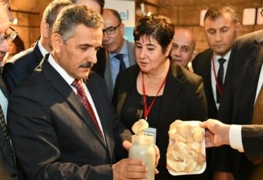 """Samsun'da """"Türkiye Yemeklik Mantar Kongresi"""" düzenlendi"""
