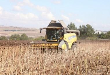 Başkan Akgün: Ürünü bol, hasadı bereketli bir yıl geçiriyoruz
