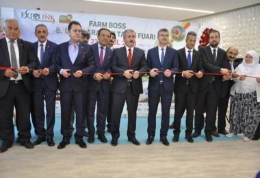 Farmboss-Eskişehir 8. Uluslararası Tarım Fuarı Başladı