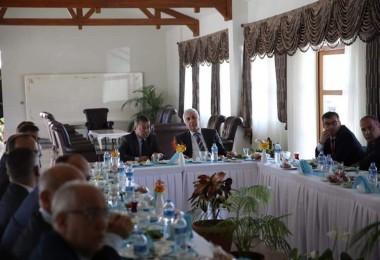 Antalya Tarımının Kamu Kuruluşlarından İstişare Toplantısı
