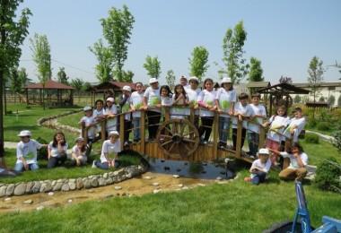 Lider Çocuklar Yenilebilir Yabani Bitki Türleri İle Tanıştı