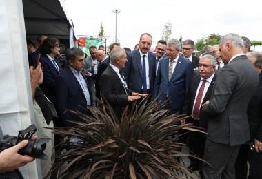 'Peyzaj Ve Süs Bitkiciliği Festivali' Sakarya'dan Dünyaya Açılacak