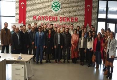 Kayseri'de 13 Ar-Ge Merkezi 400 Araştırmacı İle Hizmet Veriyor