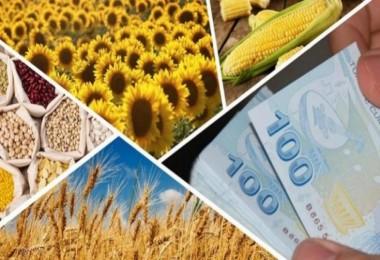 Çiftçilerimize 1,5 Milyar Liralık Destek