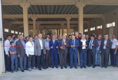 Doğu Anadolu'nun En Büyük Sertifikalı Tohum Üretim Tesisi Açıldı