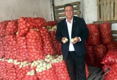 """Gürer: """"Soğan İthalide Fiyat Artışını Önleyemedi"""""""