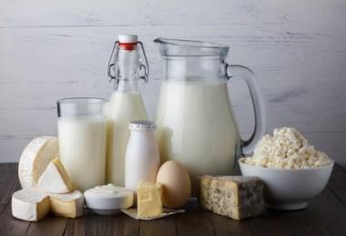 2019 Yılında Toplanan İnek Sütü Yüzde 4,7 Azaldı