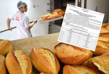 Ekmeğin Son Pişirme İşlemini Yapan İş Yerlerinden De Ruhsat Aranacak