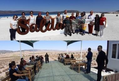 Kemerli Toprağın Sultanları Türkiye'nin Maldivlerinde