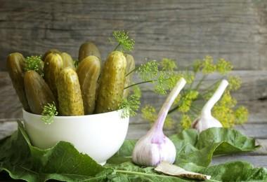 Türk Salatalık Ve Kornişonu 88 Ülkenin İştahını Açıyor