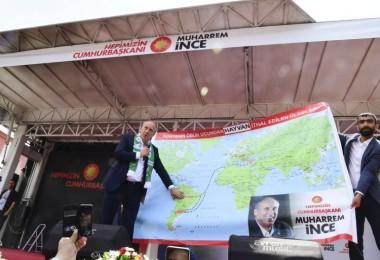 İnce: Bu Erdoğan Çiftçiyi, Köylüyü, Besiciyi Bitirdi