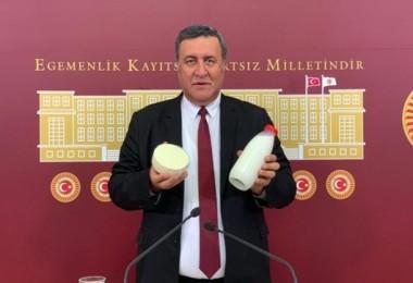 """Süt Ürünlerinde 'Serbest Soygun"""" Ekonomisi"""