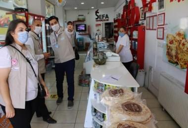 Bolu'da Gıda Denetim ve Kontrol Hizmetleri Aralıksız Devam Ediyor