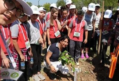 Yeşeren Çocuklar Projesinde 30. Hafta Geride Kaldı