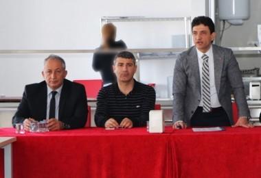 Yalova'da Kooperatif Ve Birliklerin Sorunları Değerlendirildi