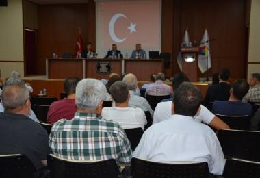 Zeytin, Zeytinyağı Sektör Toplantısı Aydın'da Gerçekleşti