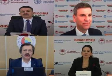 FAO ve Türkiye'nin ortak yürüttüğü GIDANI KORU Kampanyası başladı