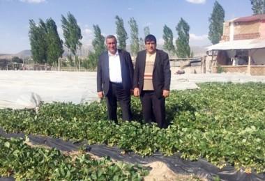 Gürer'den Tarım Bakanlığına Çağrı: Aile Tipi İşletmelere Yönelin