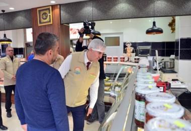 Denizli'de 6 Günde Bin 692 Gıda İşletmesi Denetlendi