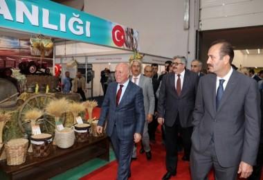 Türkiye'nin En Görkemli Tarım Ve Hayvancılık Fuarı Erzurum'da Açıldı