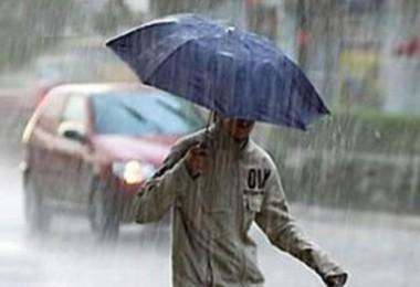 Meteoroloji Uyarı Verdi! Kuvvetli Sağanak Yağış Geliyor
