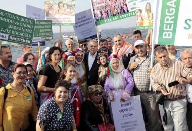 İzmir '2. Tarım Festivali' Başladı
