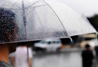 Beklenen yağış başladı! Bu 3 güne dikkat…