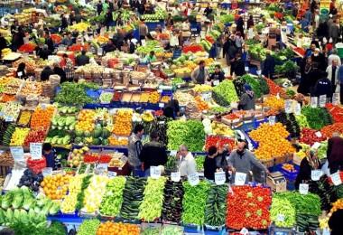 Tarım ÜFE Geçen Yılın Aynı Ayına Göre Yüzde 25,79 Artış Gösterdi