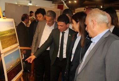 Yalova'da 9. Tarım Ve İnsan Fotoğraf Sergisi Açıldı