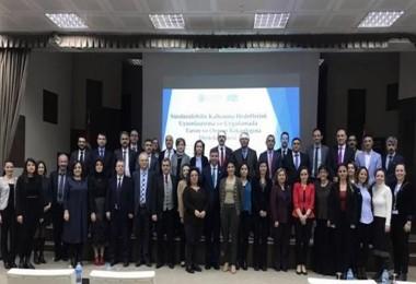 """""""Sürdürülebilir Kalkınma Hedefleri Çalıştayı Ankara'da Başladı"""