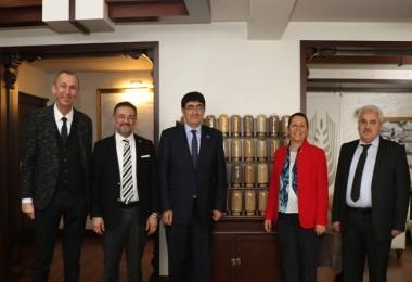 TSÜAB'dan TİGEM'e Tohumculuk Alanında İşbirliği Teklifi
