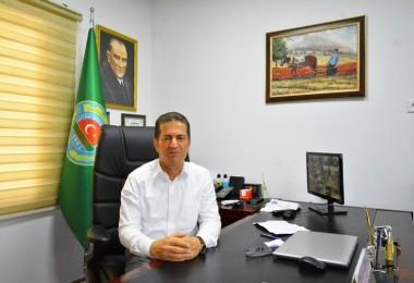 Yüreğir Ziraat Odası Başkanı Mehmet Akın Doğan'dan Kurban Bayramı mesajı