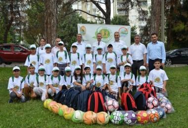 2018 Yılı Lider Çocuk Tarım Kampı Tamamlandı