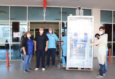 Egeli ihracatçılardan koronavirüsle mücadele teşekkürü