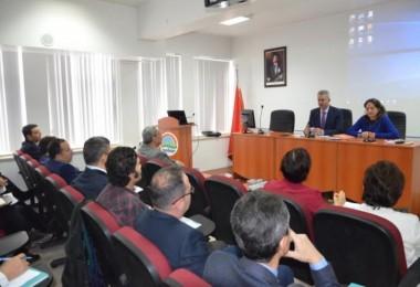 Denizli'de 2018 Yılı Gıda Denetim Hizmetleri Değerlendirildi