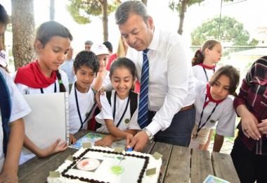 Antalya'nın Lider Çocukları Sıfır Atık Bekçisi Oldu