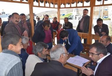 ÇATAK'la Erzurum Çiftçisine Ekstra Destek…