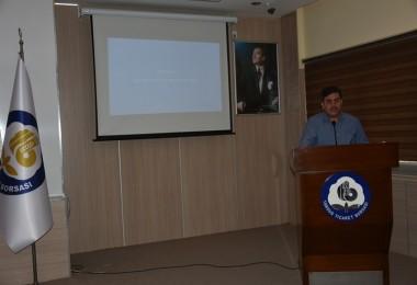 Akdeniz Meyve Sineği ile Mücadele Eğitim Toplantısı Düzenlendi