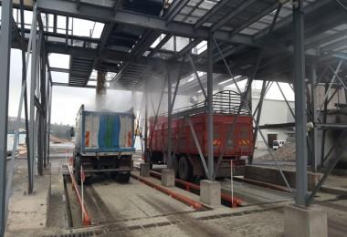 Kayseri Şeker'den Yeni Küspe Yükleme Ünitesi Yatırımı